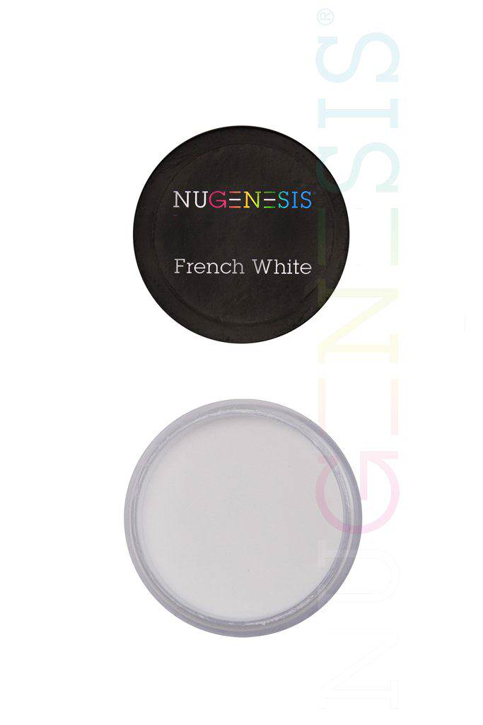 puder french white